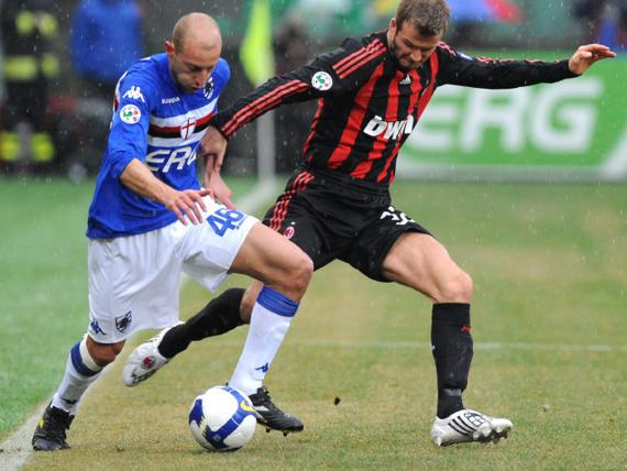 sampdoria- milan - photo #47
