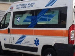 ambulanza, incidente